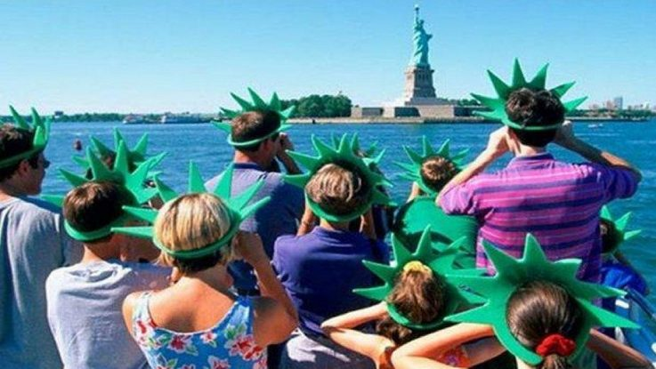 Turismo en EEUU