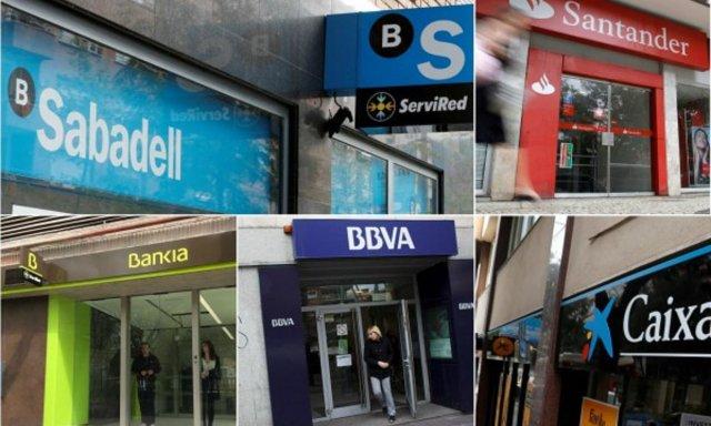Banca en España