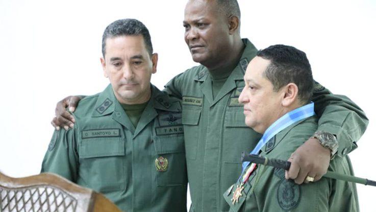 Militares de Maduro