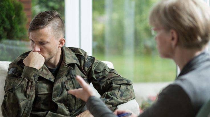 Psicólogo del ejército