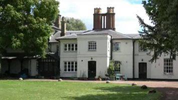 La nueva casa de Harry