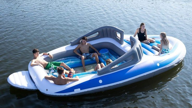 yate inflable