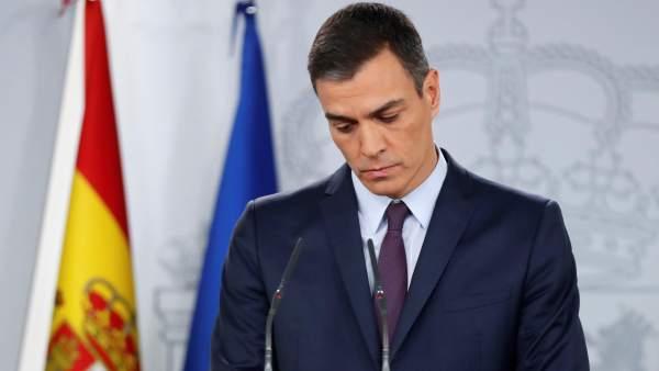 Pedro Sánchez y el Banco de España