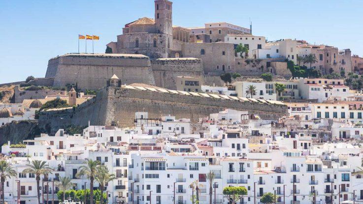 Acciona transformará el Castillo Dalt Vila