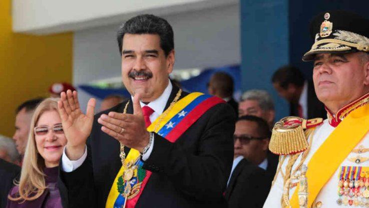 Venezuela colapsada por Maduro