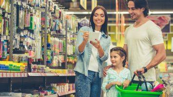los hogares aumentaron su gasto