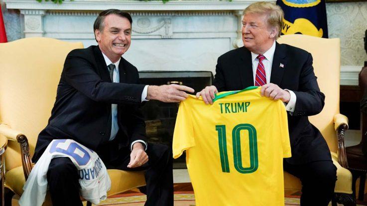 TLC EEUU y Brasil