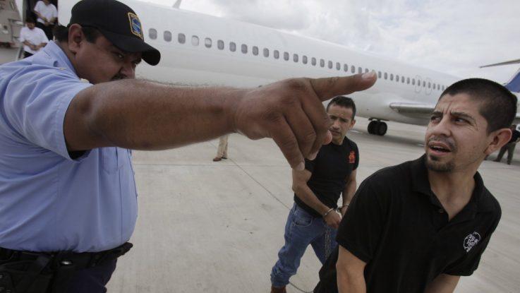 Inmigrante en México