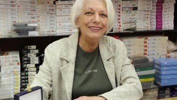 DoloresAgraRodríguez, más conocida como Loli