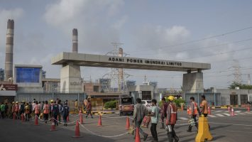 Central energética de Adani