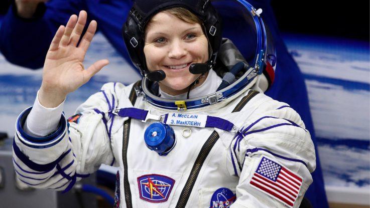 Astronauta de la NASA