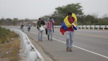 EEUU ayuda a venezolanos