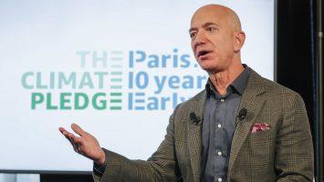 Jeff Bezos destinará 10.000 millones para la lucha contra el cambio climático