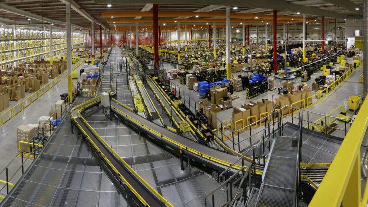 Amazon abrirá en Sevilla un centro que creará mil empleos