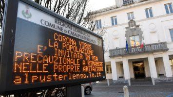 Italia suspenderá el pago de hipotecas durante la epidemia del coronavirus