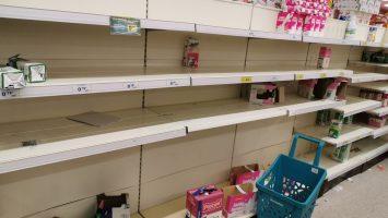 Los supermercados piden calma y no hacer acopio de alimentos
