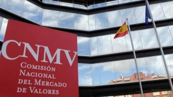 CNMV prohíbe hoy ventas en corto sobre acciones de sociedades