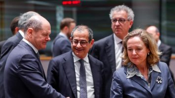 El Eurogrupo no toma medidas adicionales para enfrentar el coronavirus
