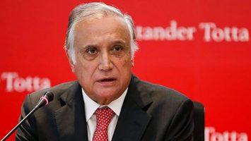 Muere el presidente del Banco Santander de Portugal por coronavirus
