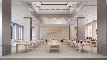 Apple cerrará todas sus tiendas en el mundo