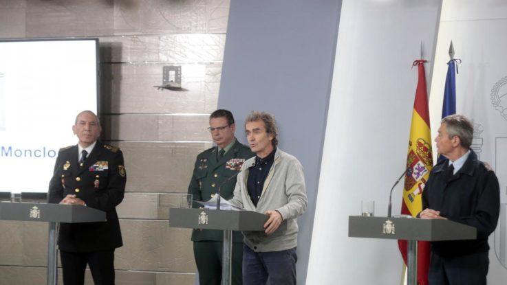 60 personas han sido detenidas por incumplir el confinamiento