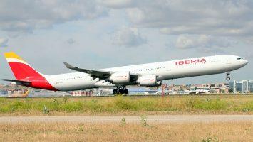 Iberia presenta un ERTE por tres meses para el 90% de sus empleados