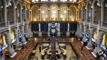 La Bolsa de Madrid impedirá la entrada a externos desde mañana