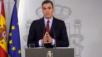 Sánchez modifica el estado de alarma para mantener ingresos tributarios y cotizaciones