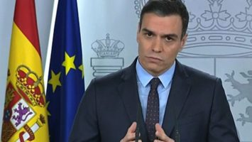 Sánchez: las políticas económicas durarán un mes