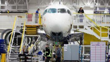 Airbus reanuda la actividad en sus plantas de España y Francia