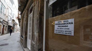 En Galicia ya hay más de 8 mil ERTE y 45 mil afectados