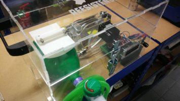 Reesistencia, el grupo que ha desarrollado un respirador automático 3D