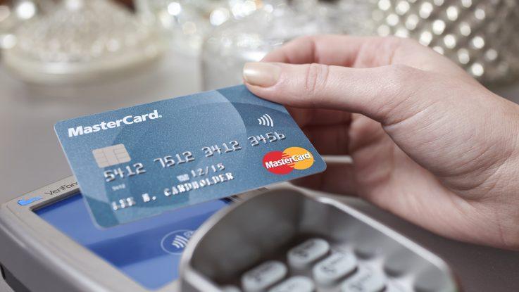 Mastercard aumenta el límite de operaciones contactless sin pin a 50 euros