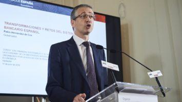 BDE: se bajarán los tipos de interés si es necesario