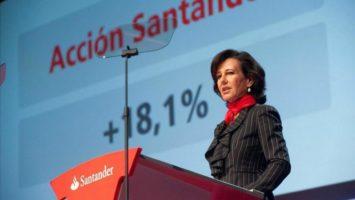 Ana Botín llama a planificar la vuelta al trabajo de jóvenes e inmunizados