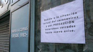 Los trabajadores afectados por ERTE se aproximan a los dos millones