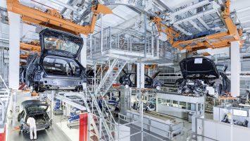 Los pedidos industriales habían caído 1,4% en Alemania previo al Covid-19