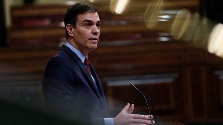 Sánchez: las medidas económicas tienen un impacto de 128.288 millones