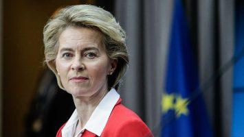 """Von der Leyen adelanta que el nuevo presupuesto europeo movilizará """"enormes inversiones"""""""