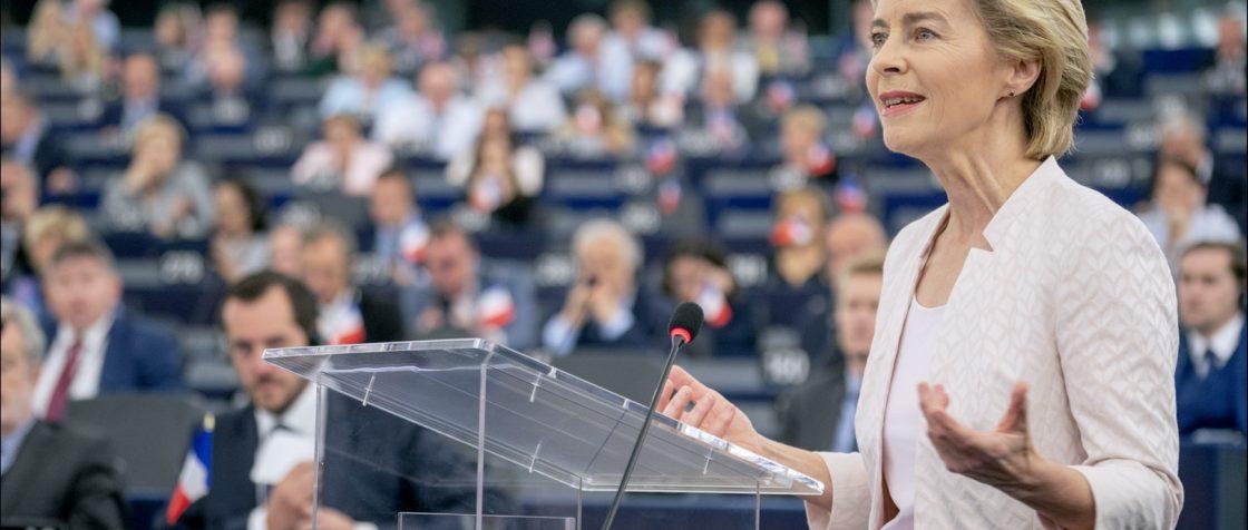 Von der Leyen aboga por un 'Plan Marshall' para la Unión Europea