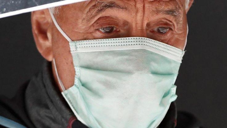 Desinfectar mascarillas reutilizables
