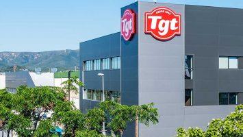 El Grupo TGT dona más de 87.000 kilos de productos lácteos