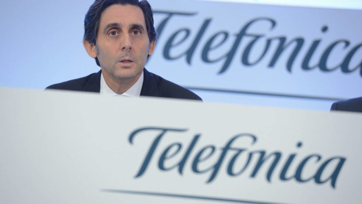 Telefónica y Liberty Global