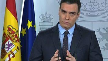 Gobierno Pedro Sánchez