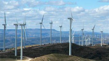 Iberdrola parques eólicos