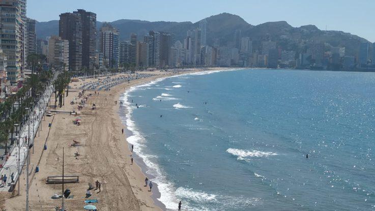 España fronteras turismo