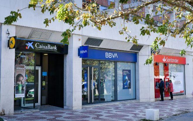 grandes bancos españoles