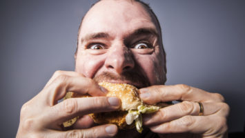errores de la alimentación