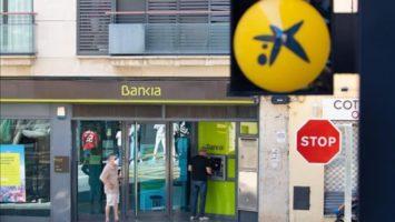 fusión entre Bankia y CaixaBank