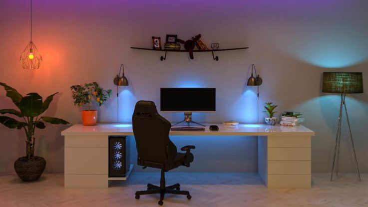 Ikea lanzará junto con ASUS ROG una línea de muebles para gamers